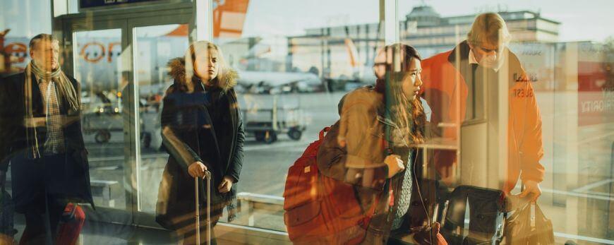Hogyan érdemes a reptérre utazni?